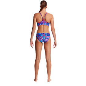 Funkita Sports Brief Mujer, rusted